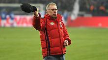 Entscheidung schon vor S04-Spiel: 1. FC Köln entlässt Trainer Peter Stöger