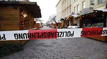 Paketbombe in Potsdam: Erpresser bedrohen DHL