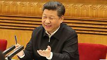 Xi will das Netz regieren: China verteidigt staatliche Internet-Kontrolle