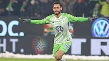 Furioser Heimsieg: Wolfsburg erdet Gladbachs Bayern-Besieger