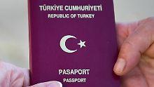 768 Anträge in Deutschland: Türkische Staatsdiener beantragen Asyl