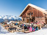 Lounges statt Kantinen: Österreichs Skigebiete rüsten bei Hütten auf