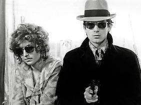 """In Rainer Werner Fassbinders Film """"Liebe ist kälter als der Tod"""" spielte Lommel an der Seite von Hanna Schygulla."""