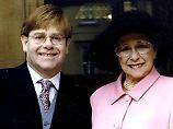 """""""Reise gut, Mama"""": Elton John trauert um seine Mutter"""