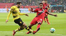Der Sport-Tag: Dortmunds Castro fehlt nach rüder Rot-Attacke Wochen