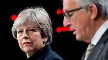Immer noch keine Einigung: Brexit-Marathon geht in Verlängerung