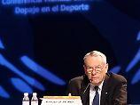 """IOC-Urgestein Pound zu Russland: """"Das ganze System könnte kollabieren"""""""
