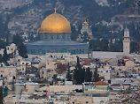Frage und Antwort: Die brisante Jerusalem-Entscheidung Trumps