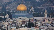 Fragen und Antworten: Die brisante Jerusalem-Entscheidung Trumps