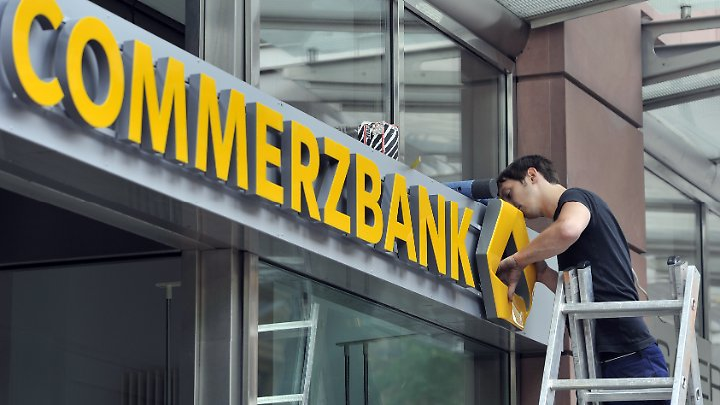 Die Commerzbank bastelt an einem Joint Venture.