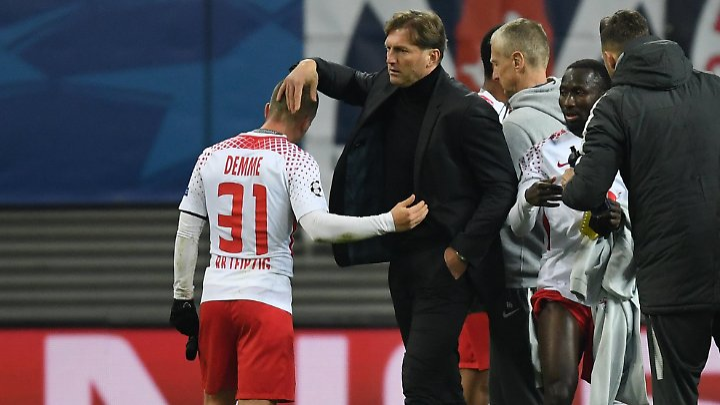 Besiktas ließ sich von Leipzigs Taktik nicht überrumpeln.
