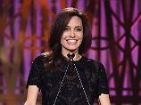 La Jolie für die Menschenrechte: Angelinas Power-Rede