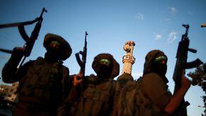 """Israel droht """"Tag des Zorns"""": Hamas ruft nach US-Entscheidung zu neuer Intifada auf"""