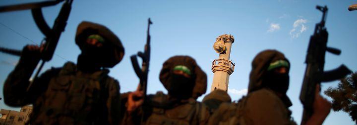 Erdogan warnt Trump: Hamas ruft nach US-Entscheidung zu neuer Intifada auf