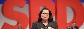 Emotionaler Parteitag: Angstpartei SPD