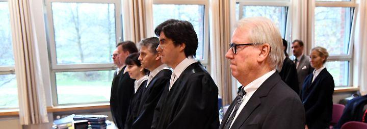 Schlussstrich unter Familienkrach?: Gericht entscheidet Machtkampf bei Aldi-Erben
