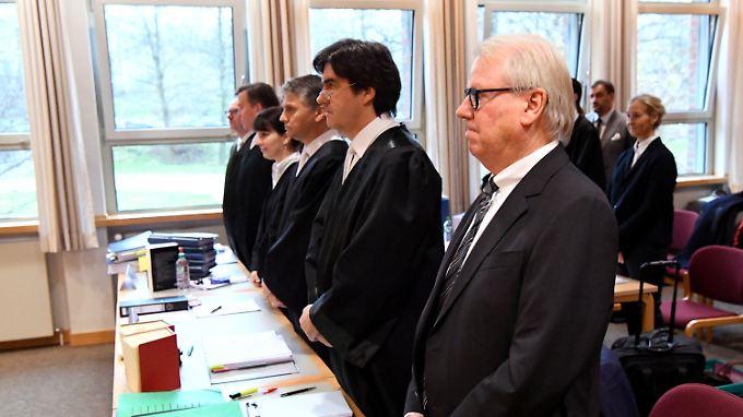 Schlussstrich unter Familienstreit?: Gericht entscheidet Machtkampf bei Aldi-Erben