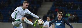 Mit B-Elf gegen Rasgrad: Hoffenheim verabschiedet sich von Europa
