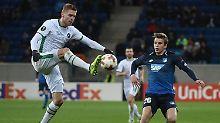 Mit B-Elf gegen Rasgrad: Hoffenheim fliegt aus Europa League
