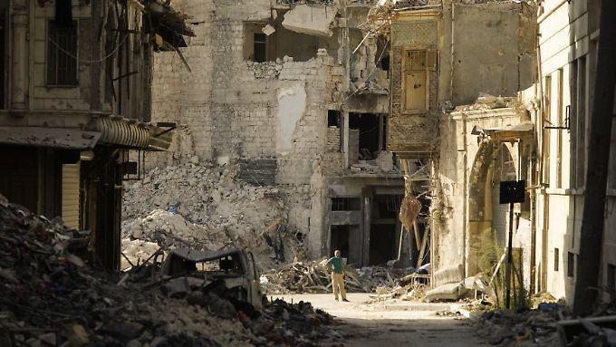 """Abschiebungen in die Krisenzone:  """"Wir sind optimistisch, dass sich die Lage in Syrien verbessert."""""""