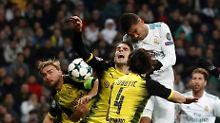 Sinnbild Dortmund: Internationaler Fußball war nicht nur für den BVB ein Krampf, sondern auch für die übrigen deutschen Vertreter - den FC Bayern mal ausgenommen.