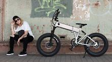 Das Billy vereint Elemente von BMX-Rädern, Moutainbikes und Beach Cruisern in sich.