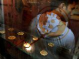 """Der Börsen-Tag: """"Teuerste Pizza der Welt"""" kostete 10.000 Bitcoins"""