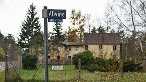 Dorf unterm Hammer: Brandenburger 15-Seelen-Siedlung Alwine wird versteigert