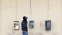 Zeichenweise Annäherung: Kubaner dürfen SMS in die USA schicken