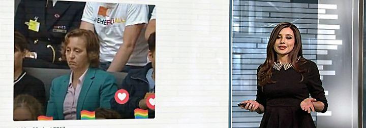 n-tv Netzreporterin: #Beyoncé und #Ehefüralle setzen 2017 virtuelle Highlights