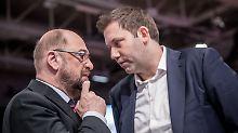 Vor Gesprächen mit Union: Warum der Parteitag der SPD guttut