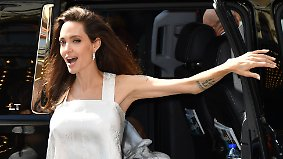 Promi-News des Tages: Angelina Jolie wiegt weniger als Tochter Shiloh