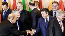 EU-Verteidigungsbündnis kommt: Deutschland soll vier Militärprojekte anführen