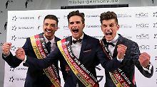 Gut erzogener Adonis: Thüringer Polizist ist Mister Germany 2018