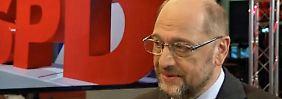 """Martin Schulz im n-tv Interview: """"Einer der schwierigsten Parteitage, den ich erlebt habe"""""""