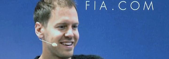 """""""Eine versäumte Chance"""": Hamilton blickt in die Zukunft, Vettel zurück"""