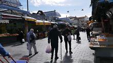 """Israelis und die Hauptstadtfrage: """"Jerusalem brennt ja nicht"""""""