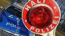 14 Verfolger auf 137 Kilometern: Raser fährt der Polizei davon