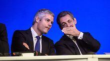 Laurent Wauquiez wird Parteichef: Frankreichs Konservative wählen Hardliner