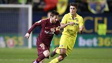 Kämpfende Katalanen: FC Barcelona beendet seine Minikrise