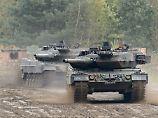 Die 100 größten Waffenhändler: Deutsche Konzerne verkaufen mehr Waffen
