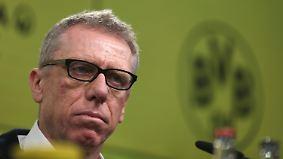 Erfolgloser Köln-Trainer: Stöger soll den BVB zurück in die Spur bringen