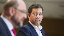 Ringen um Koalition mit Union: Klingbeil rechnet mit Gesprächen bis Mai