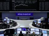 Der Börsen-Tag: Dax wehrt sich gegen die Kältestarre