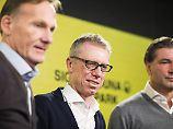 Der Sport-Tag: Mega-Gehalt versüßt Stöger die BVB-Aufgabe