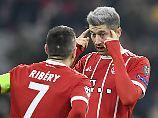 Champions-League-Achtelfinale: FC Bayern München trifft auf Besiktas
