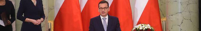 Der Tag: 08:25 Morawiecki ist Polens neuer Regierungschef
