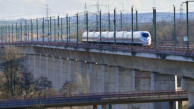Fehlersuche bei der Bahn: Pannen auf neuer ICE-Schnellfahrstrecke nehmen kein Ende