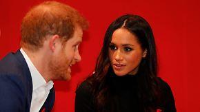 Promi-News des Tages: Prinz Harry bringt schweres Opfer für Meghan Markle