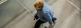 """Gespräche über Regierungsbildung: Macht Merkel notfalls auch die """"KoKo""""?"""